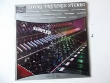 LP- Living presence stereo lp