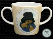Spode Paddington Bear Childs Double Handled Ceramic Mug