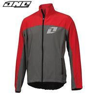 ONE INDUSTRIES MENS ION WINDBREAKER JACKET COAT GREY / RED MTB motocross mx