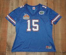 Womens Nike Florida Gators Tim Tebow Jersey XL Rare 2006-2007 Championship WOW