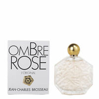 Ombre Rose Perfume By Jean Charles Brosseau 3.3 / 3.4 oz / 100 ml EDT New In Box