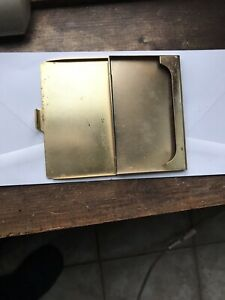 Mens Mid Century Calibri Business Card Holder Well Liked And Well Carried