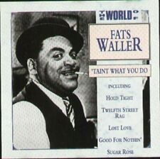 Fats Waller 'taint what you do-The world of (20 tracks, 1992)  [CD]