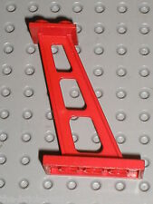 Red LEGO ESPACE Space Support stanchion 4476 / set 6339 6776 6956