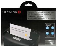 Olympia Ölpapier 12 Blatt