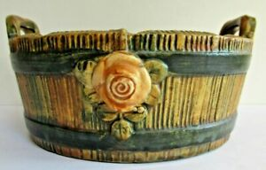 Weller Wood Rose Bucket Large