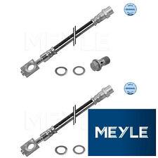 2x MEYLE 1006110085//S Bremsschlauch hinten für AUDI