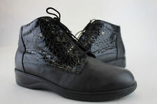 NEW ARRIVAL - FINN COMFORT 10 US (7 1/2 UK),ANKLE BOOTS, leather, S-WB-16