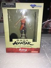 """2019 Diamond Select Avatar The Last Airbender Aang Figure 5"""" Toy New & Sealed"""