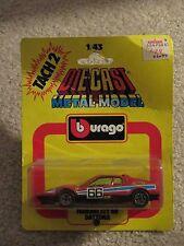 Burago Tach 2 Die-cast Ferrari 512 BB Daytona Red 1:43 Scale MOC 1983