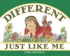 Different Just Like Me , Mitchell, Lori