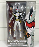 Power Rangers Lightning Collection Dino Thunder White Ranger Walgreens Exclusive