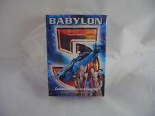 Babylon 5 - Narn 60 Card Starter Deck Premier Edition, Collectible Card Game