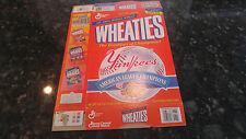 1996 New York Yankees World Series Champions Wheaties Flat Box
