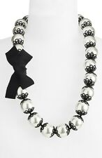 Kate Spade Japanese Pearls Necklace NWT Florence Broadhurst Collection Beauty!