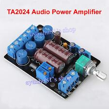DC12V 2CH TA2024B HIFI Digital Stereo Audio Power Amplifier Board 15W*2 Module