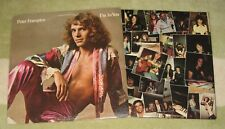 PETER FRAMPTON - I'M IN YOU VINYL LP + INNER SLEEVE