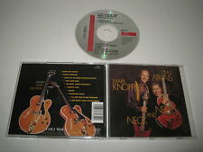 CHET ATKINS & MARK KNOPFLER/NECK AND NECK(COLUMBIA/467435 2)CD ALBUM