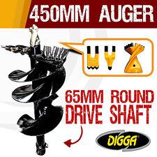 Digga A4TL182MFT 450mm Auger