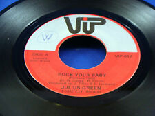 JULIUS GREEN - Rock Your Baby / Orchestra Tropical - 1982 REMAKE on VIP LABEL