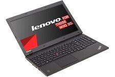 """Lenovo ThinkPad L540 Notebook 15,6"""" i5-4300M (2,6GHz) 8GB 128GB SSD HD-Webcam"""