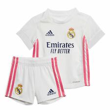 Adidas Infant & Baby Real Madrid Football Soccer Home Baby Kit 2020-21