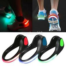 1pcs Sports Shoes Led Clip Night Safety Bright Light For Running Cycling Walking
