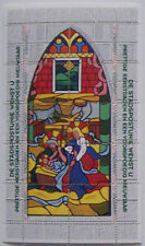 Stadspost Zaanstad 1997 - Velletje Kerst, Christmas, Weihnachten code ZDM (1)