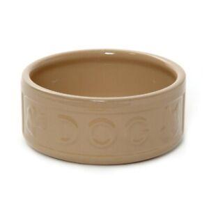 Mason Cash Ceramic Cane Dog Bowl   Dogs