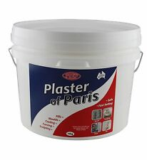 Plaster of Paris - Ideal for Making Moulds Casting and Sculpting 10kg