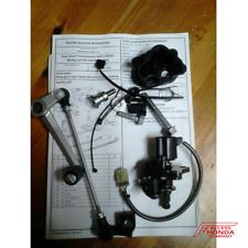 Honda vfr1200 f DCT foot shift kit new 08U70-MGE-D51 08U70-MGE-D50 oem original