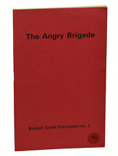 THE ANGRY BRIGADE ~ Bratach Dubh 1 ~ First Edition 1978 ~ Anarchism Anarchist UK