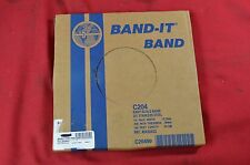 """Band-It C204 Width 1/2"""" 201 Strapping Stainless Free Shipping"""