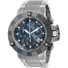 Mens Invicta 26133 Subaqua 50mm Swiss Z60 Stainless Steel Quartz Watch