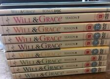 Will and Grace Complete - The Ultimate Collection DVD Box Set REGION 2