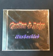 Christian Rock CD  Carlton and Paige - Unshackled  New !