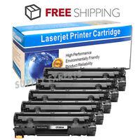 5P Black Toner Cartridge for HP CF283A 83A LaserJet Pro MFP M127fn M125nw Ink