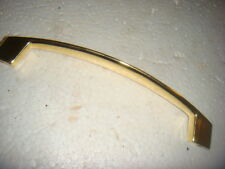 RETRO GOLD PLATE DOOR HANDLE OLD STOCK,LIMITED STOCK - A54