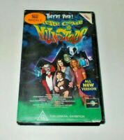 Here Come The Munsters VHS PAL