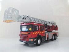 TINY199 1:76 SCANIA HONG KONG FSD Fire Service Turntable Ladder 55M (F6003)