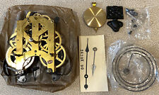 Vintage Ansonia Clock Movement Japan • New Older Stock with Winding Key +