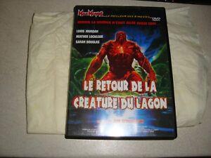 RETOUR DE LA CREATURE DU LAGON (Le) - DVD le film PAS UN DESSIN ANIME