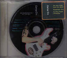 New Power Generation-Come Om promo cd single