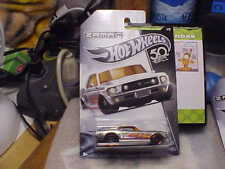 Hot Wheels 50 Years ZAMAC '67 Ford Mustang Coupe