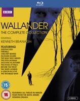 Wallander Serie 1 a 4 Colección Completa Blu-Ray Nuevo Blu-Ray (BBCBD0313)
