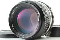[MINT+] NIKON 85mm F2 NIKKOR Ai-s AIS Lens MF SLR film camera from Japan