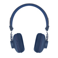 House of Marley Positive Vibration 2 Wireless On-Ear Headphones-Denim