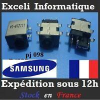 Samsung np-r480 np-r525 np-r530 np-r540 np-r580 np-r730 secteur DC Jack