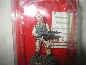Soldat de plomb forces d'élite Altaya - NAVY SEAL  USA1/32°