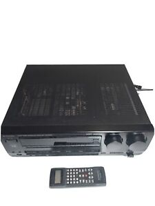 kenwood audio -video surround receiver kr-x1000